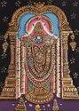 Tirupati Balaji Tanjore Painting