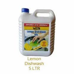 5 L Lemon Dish Wash Gel