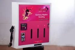 Automatic Napkin Vending Machine With Coin Operation