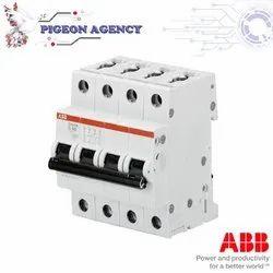 ABB S204M-D25 -MCB - S200M -4P-D-25 Ampere
