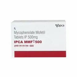 MMF Mycophenolate Mofetil Tablets