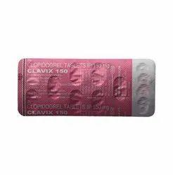 Clavix Clopidogrel Tablet
