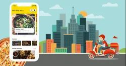 1 Month UI Food Delivery App Development Services in Norway