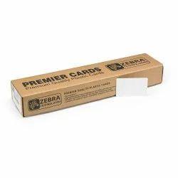 Zebr PVC Cards 30MIL- 500 cards 104523-111