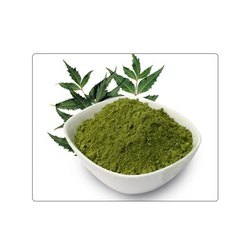 Neem Powder Extract, Green
