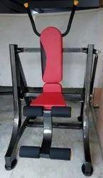 Powdor Coated Seated Abs Crunch Machine