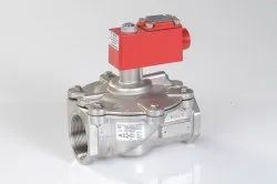 Stainless steel  Diaphragm Operated Solenoid  Valves