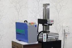 50W Portable Fiber Laser Marking Machine