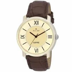 Elliot Round Mens Wrist Watches, For Daily, Model Name/number: EW-ASP-101