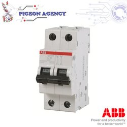 ABB - SB202C - 6A - 32A / 2 Pole - MCB