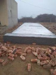 Weighbridge Construction Service