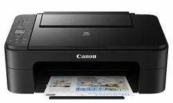 Canon Pixma E3370 All in One Wireless Ink Efficient Color Printer