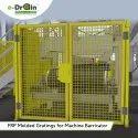 FRP Molded Grating For Machine Barricator
