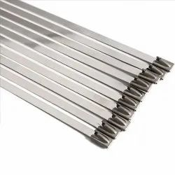 Stainless Steel Cable Ties 4.6mm Width x 150mm