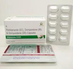 PANTOPRAZOLE  + DOMPERIDONE CAPSULES( MIPSZOLE-DSR)