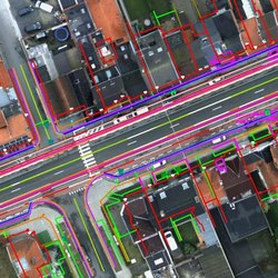 Aerial Photogrammetry Survey And Planamatric Mapping, Event Location: Mumbai