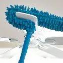 Fan Mop With Steel Rod