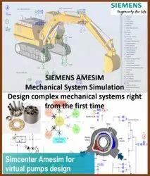Siemens Amesim : Meachanical System Simulation  Software