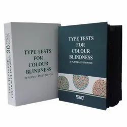 MS-135 Colour Blindness Book