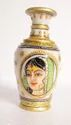 Marble Vase with Radha