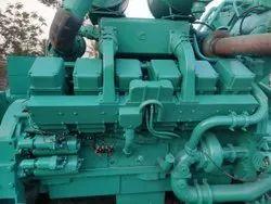 75 kVA Cummins Used Diesel Generator, 3 Phase