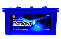 Frinkman Jumbo XR 15000 Inverter Battery, 150 Ah