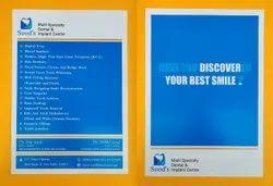 Paper Pamphlet Printing Service