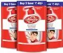 Lifebuoy Total 10 Hand Wash Refill Pouch (3 X 185 Ml)