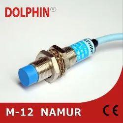 M12 Namur Proximity Switch Make Dolphin