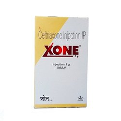 Xone 500 Mg ( Ceftrixone Injection Ip )