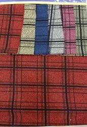 Dot Knit  Check Milan Spandex Fabric