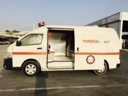 Funeral Van
