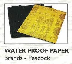Waterproof Emery Paper