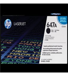 CE260A HP Laserjet Toner Cartridge