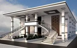 Construction Of Marriage Hall, in trichy