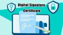 Government Office Digital Signature Certification Service
