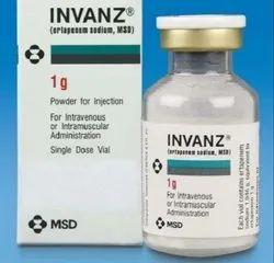 Invanz 1 Gm Injection