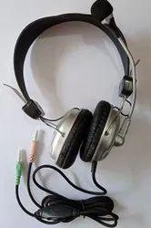 Wired Over The Head Headphone Blues SLR-812MV Desktop