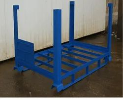 Material Hand Trolley Steel Pallets