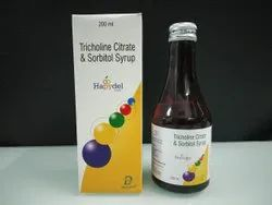 Tricholine Citrate & Sorbitol Solution 200ml Syrup