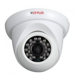 2 MP Analog Camera CP Plus 2.4MP Dome CP-URC-DC24PL2-V3, Max. Camera Resolution: 1280 x 720, Camera Range: 20 to 25 m