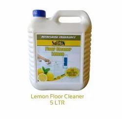5 L Lemon Floor Cleaners