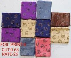 Foli Print Blouse Fabric