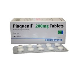 Plaquenill (Hydrochloroquine) 200mg
