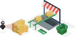 Ui Ux English E-Commerce Fulfillment Services