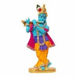 Lord Krishna Statue / Car Dash Board Idols