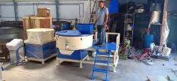 PMIX Cement Concrete Pan Mixer, Capacity: 50 To 1000 Ltr