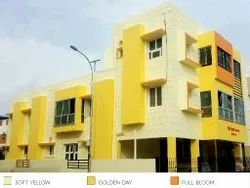 Exterior Painting Contractors, Paint Brands Available: Asian Paints, Type Of Property Covered: Residential