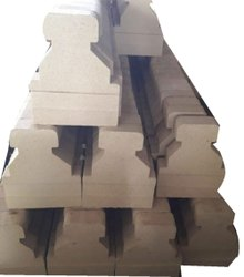 Ceramic Fire Resistant Roof Bricks, For Partition Walls
