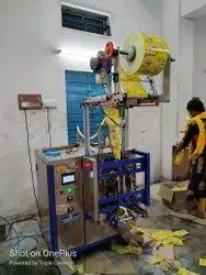 Detergent Liquid Soap Packing Machine